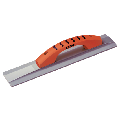 "Picture of 16"" x 3-1/4"" Square End Magnesium Hand Float with ProForm® Handle"